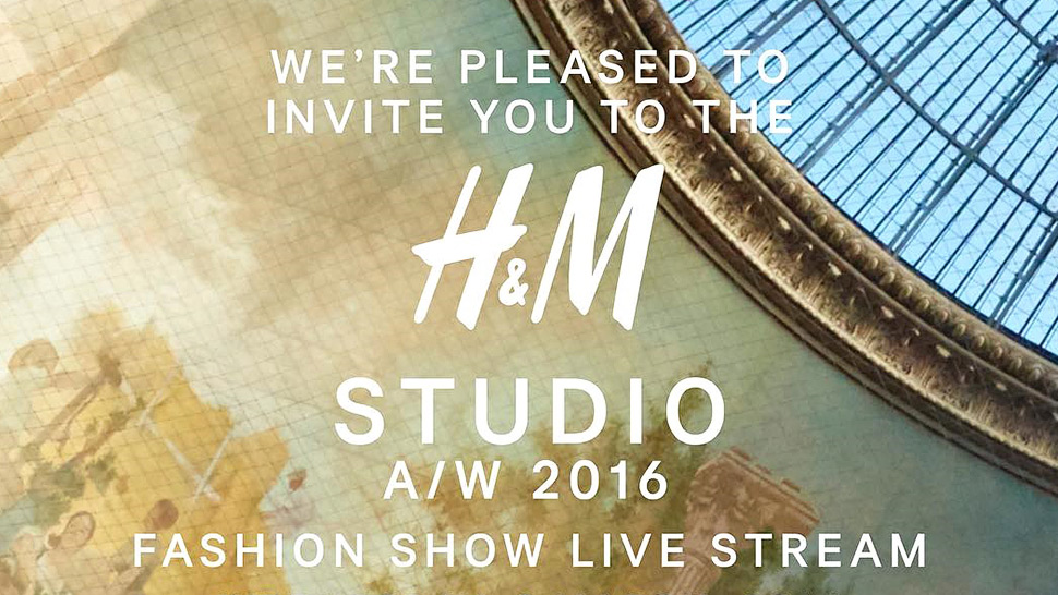 Your Front Row Ticket to the H&M Show