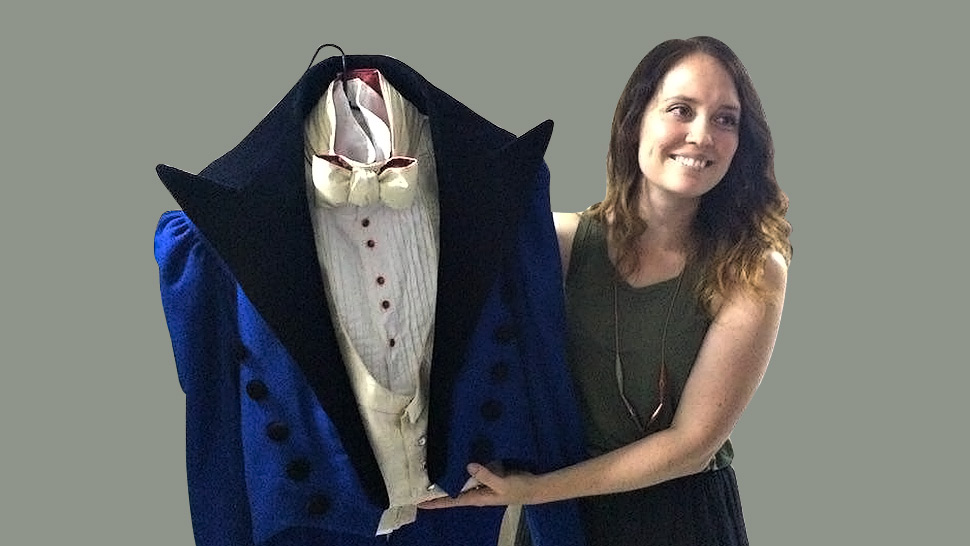 You Have To See The Wardrobe Closet Of Les Misérables
