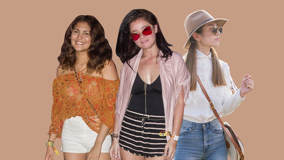 Andi Eigenmann, Kiana Valenciano, and More at Wanderland 2016