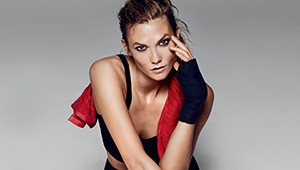 See A Sporty Karlie Kloss In Kurt Geiger's Newest Campaign