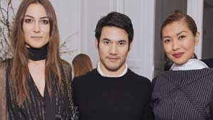 Spotted: Liz Uy At The Matches Fashion Dinner For Joseph Altuzarra