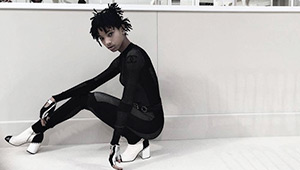 Willow Smith Is The New Face Of Chanel