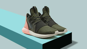 Up Your Street Cred With The New Adidas Tubular Defiant