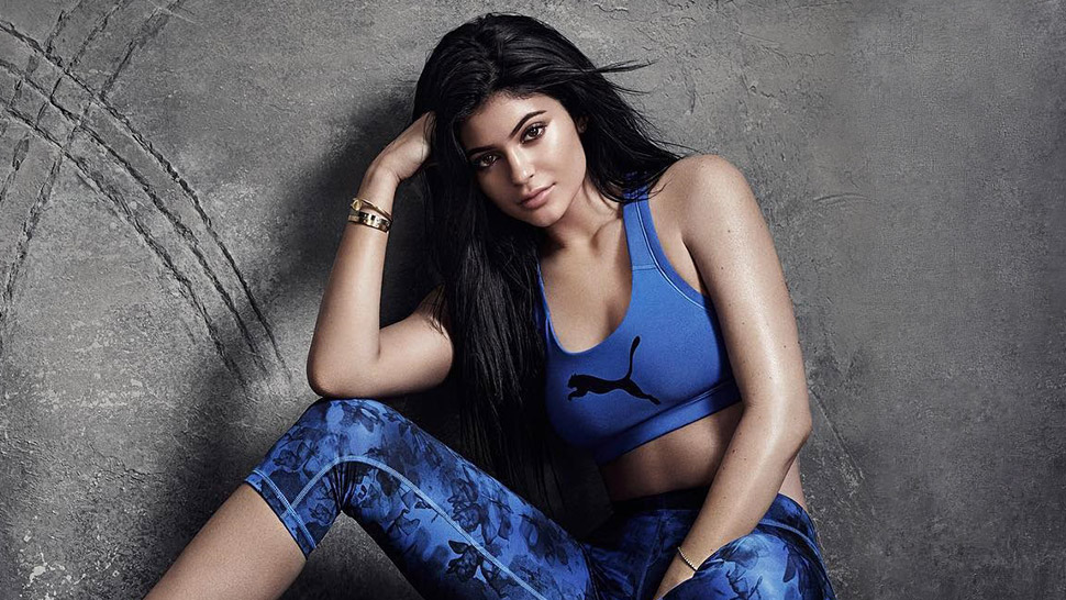 Kylie Jenner's Fierce Puma Campaign is Finally Out!
