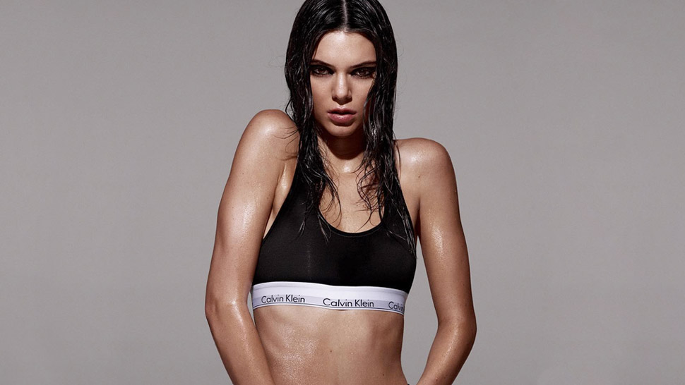 Kendall Jenner's New Calvin Klein Ad Is Hotter Than Sunburn
