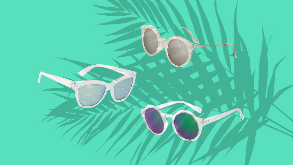 17 Transparent Plastic-framed Sunnies To Shop For