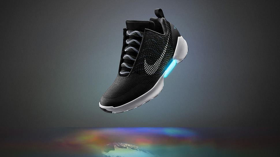 Watch: Nike's Self-lacing Sneakers In Action