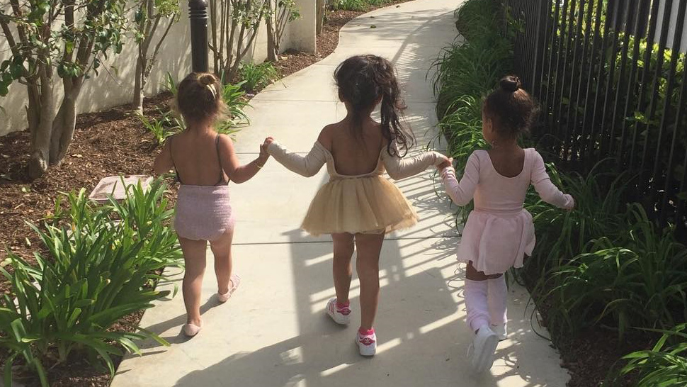 Check Out North West And Penelope Disick's Super Stylish Bff