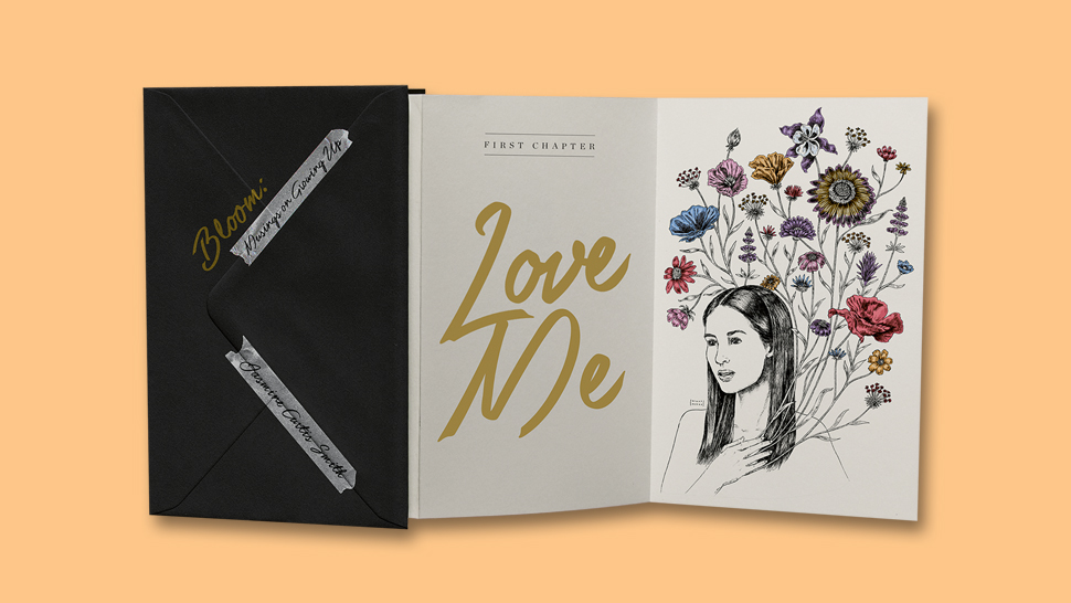 A Sneak Peek At Jasmine Curtis-smith's Imaginary Novel