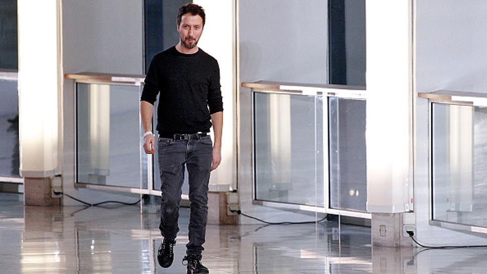 Saint Laurent Named Anthony Vaccarello As New Creative Director