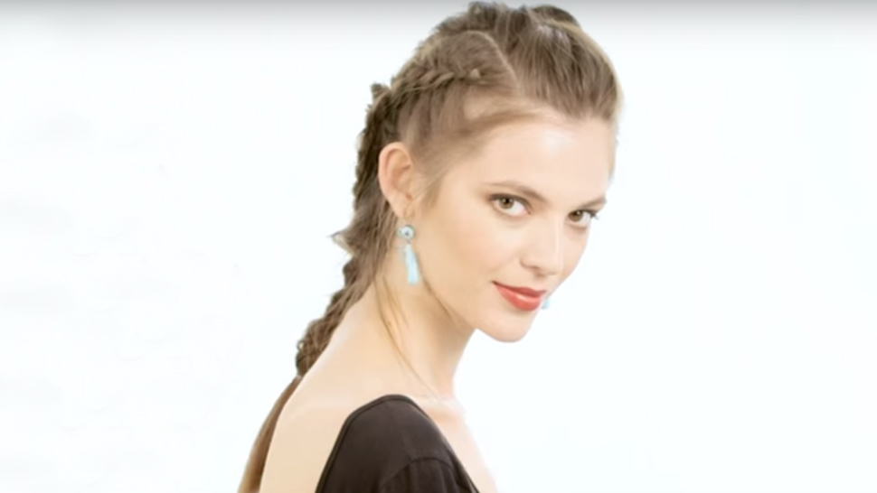 WATCH: How to Create This Summer's Coolest Braid
