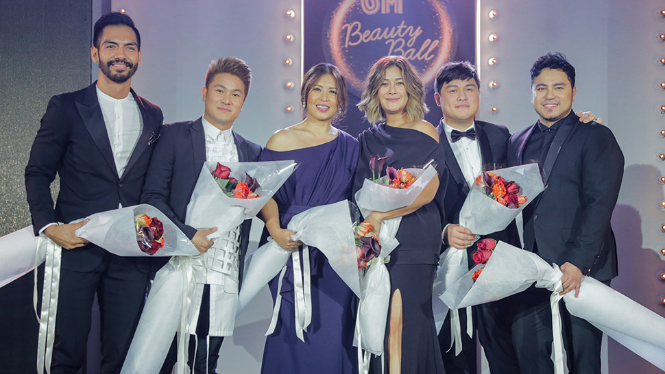 Makeover Masters Honored at the First Ever SM Beauty Ball
