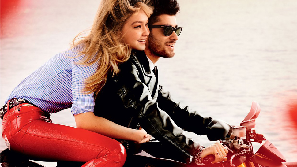 You Have To See Zayn Malik And Gigi Hadid's Hot Fashion Editorial