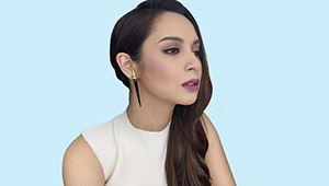 Check Out What's Inside Ryza Cenon's Makeup Kit