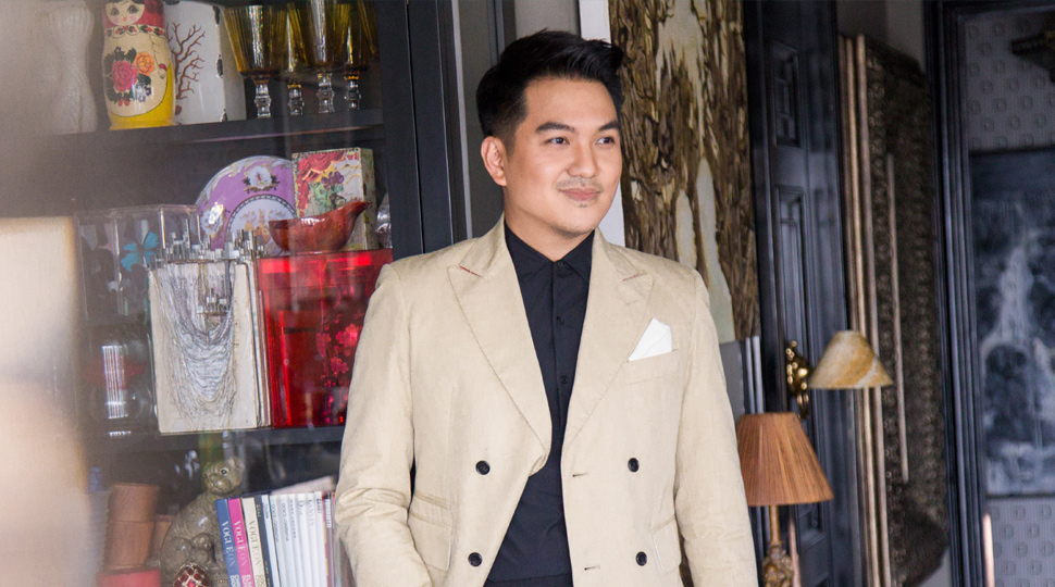 Vince Uy, Martine Cajucom, Awarded At The First Ever Zalora Style Awards