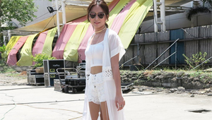 Kathryn Bernardo's All-white Look, And More From Our Top Celebrity Ootds Of The Week