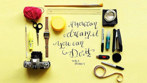 A Blogger's Guide To Creating The Perfect Flatlay