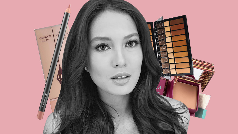 Isabelle Daza's Morena Makeup Must-haves