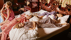 Fashion Editorial: Bedtime Stories