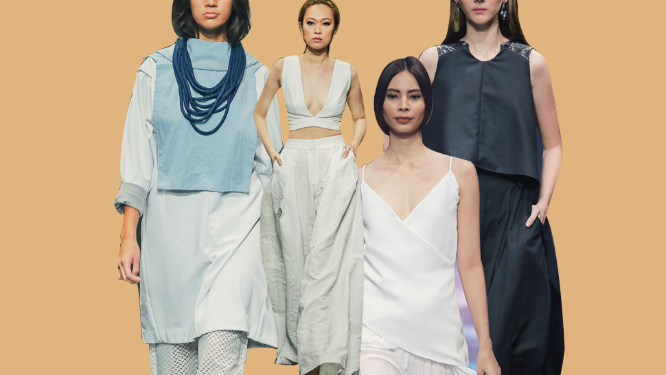This Seventies Trend Reigned Supreme at Manila Fashion Festival