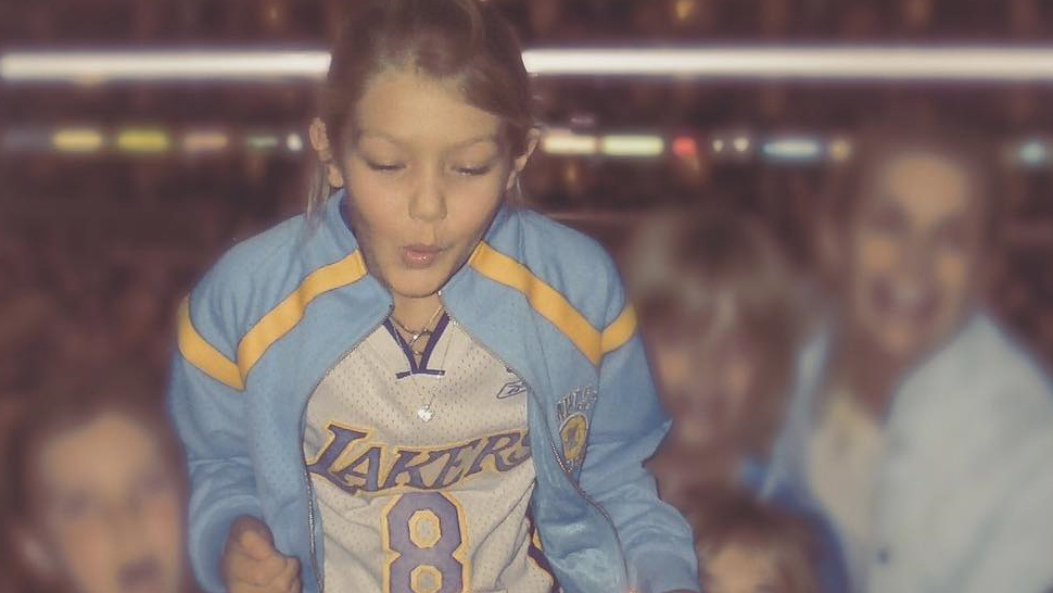 Gigi Hadid Fell In Love With Kobe Way Before She Met Zayn