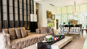 Check Out The Taguig Condo Unit Of Mr. And Mrs. Mar Roxas