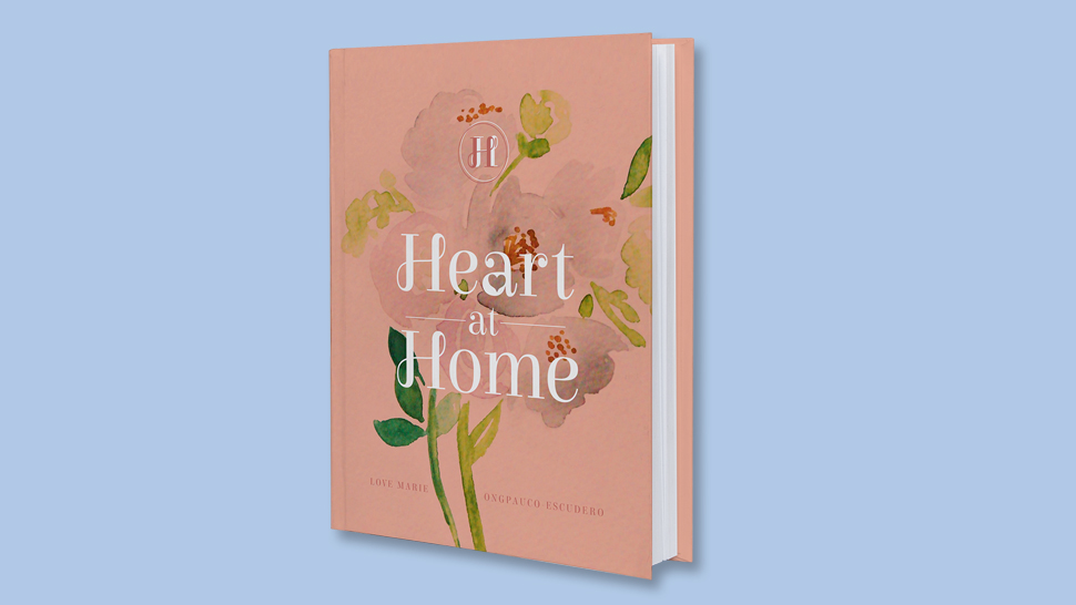 Here's Heart Evangelista's Fictional Homemaking Book
