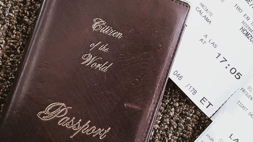 Celebs and Their Fancy Passport Holders