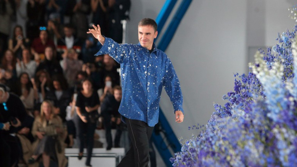 Is Raf Simons Moving To Calvin Klein?
