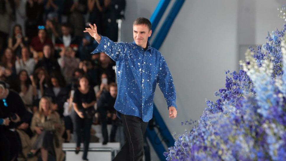 Is Raf Simons Moving to Calvin Klein?
