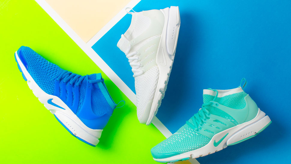 The Nike Air Presto is Back and Looking Better than Ever