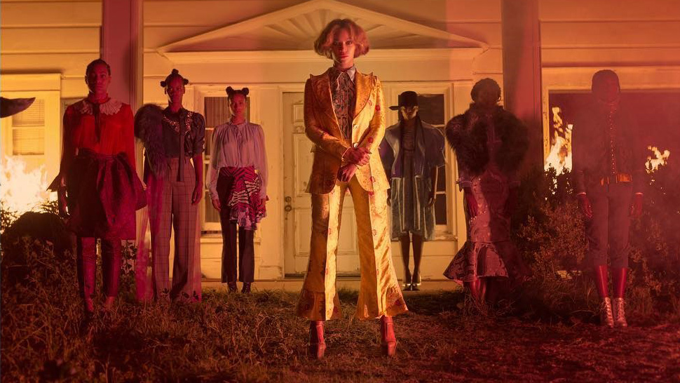 The Fashion Show That Is Beyonce's Visual Album, Lemonade