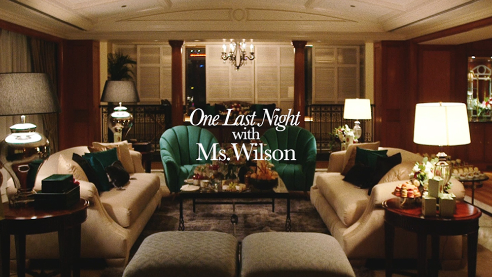 Watch: One Last Night With Miss Wilson
