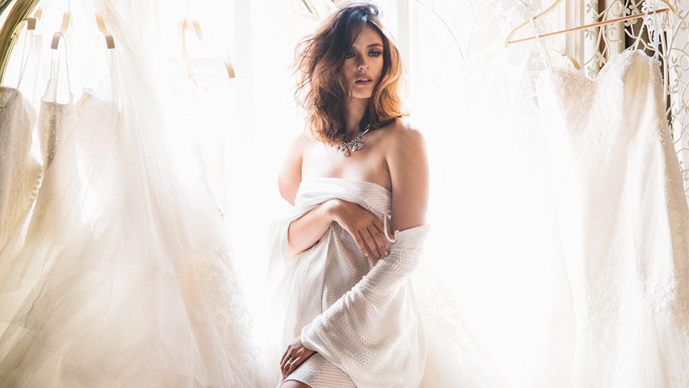 See: The Making Of Georgina Wilson's Sensually Chic Bridal Boudoir