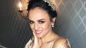 The Exact Products You Need To Cop Georgina Wilson's Bridal Look