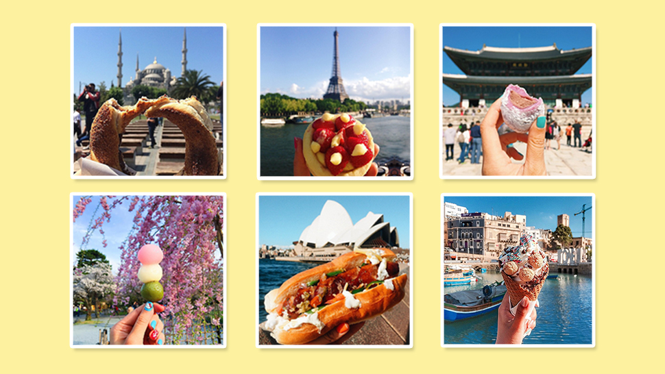 This Instagram Account Is Setting The Bar High For Food And Travel Posts