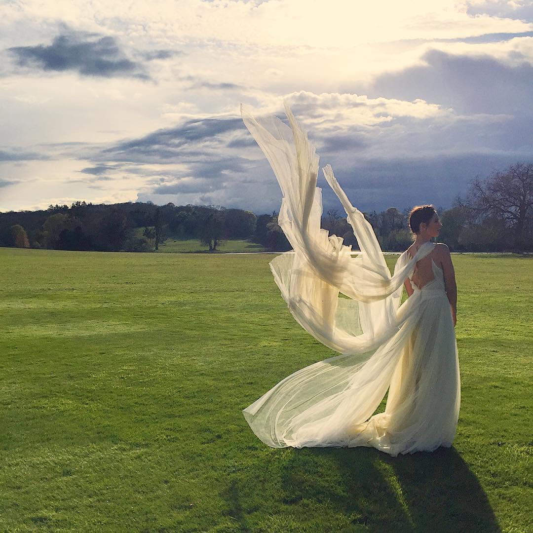 What The It Girls Wore To Georgina Wilsons Wedding