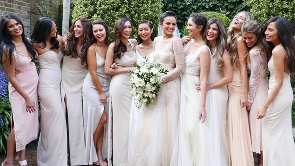 What The It Girls Wore To Georgina Wilson's Wedding