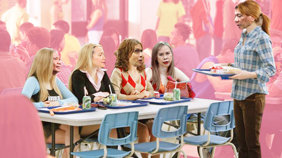 Here's What the Mean Girls Have to Say About Philippine Politics