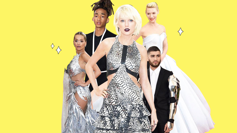 The Best And Craziest Looks At The 2016 Met Gala