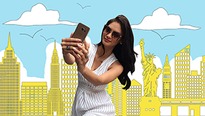 Pia Wurtzbach Talks About Her Fashion-packed Life In The Big Apple