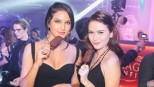 Sarah Lahbati, Bela Padilla, And More Celebs We Spotted At The Magnum Infinity Party