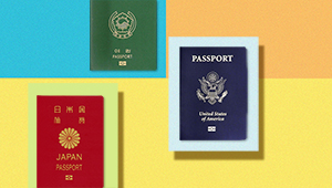 The Top 57 Passports In The World