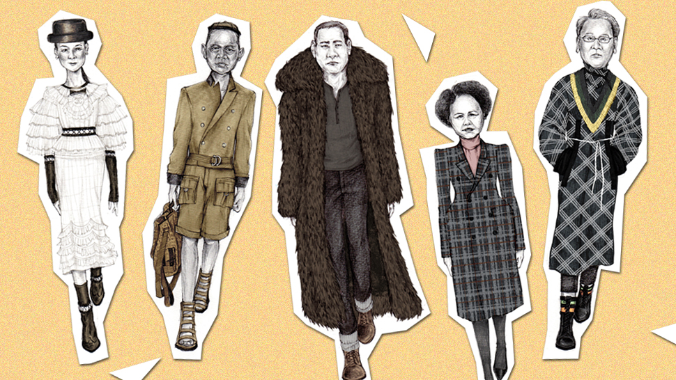 Presidential Candidates Get a Stylish Makeover