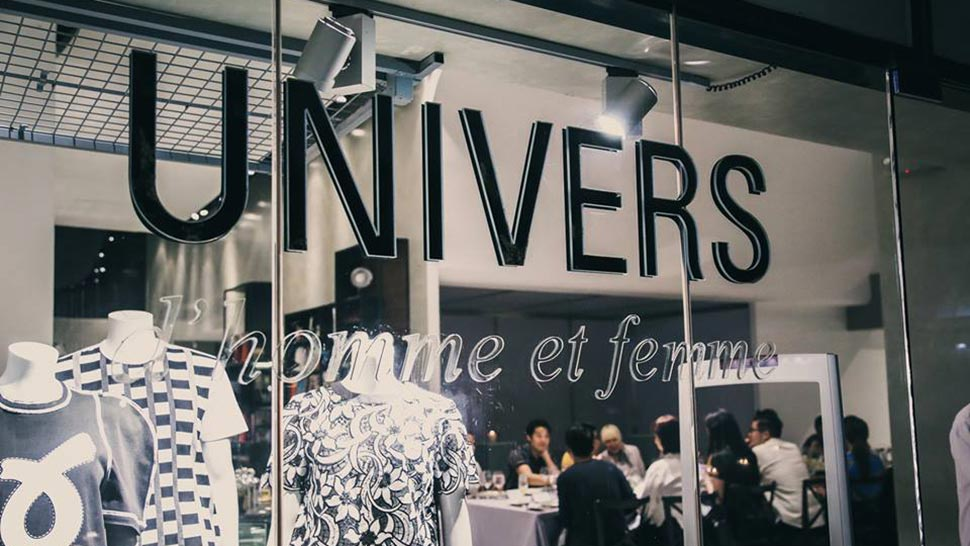 Here's How To Win A Shopping Spree At Univers D'homme Et Femme
