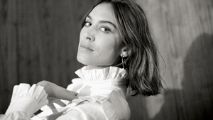 A First Look At Alexa Chung's Collab With Marks & Spencer