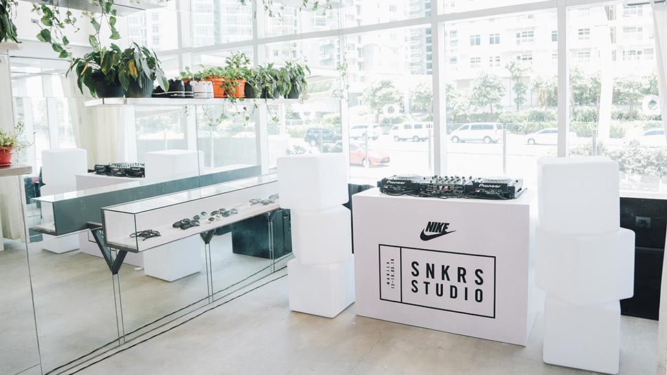 Exclusive Sneak Peek At The First Ever Nike Snkrs Studio In The Ph