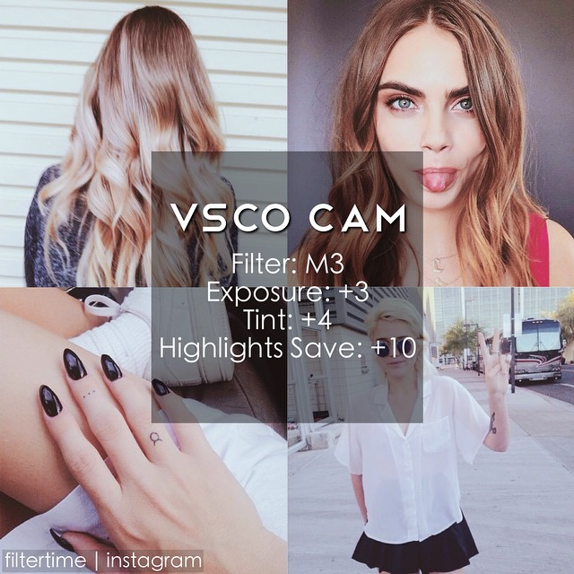 Photo Editing Hacks On Vsco
