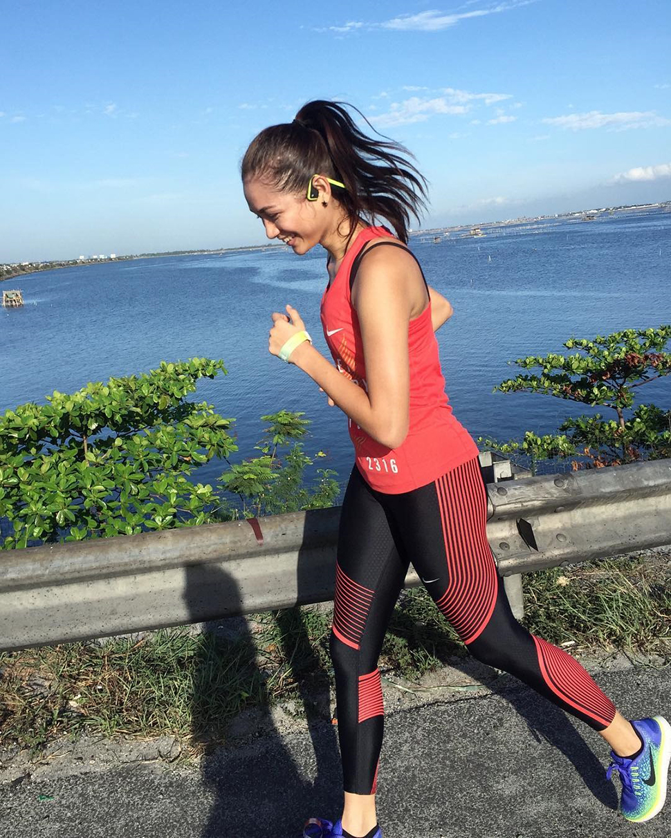 Iya Villania Images Complete true story: how a newbie runner managed to survive a half marathon