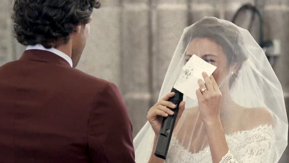 Solenn Heussaff-Bolzico Breaks Into Tears in the Middle of Her Wedding Vows